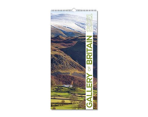 Gallery Of Britain Wall Calendar
