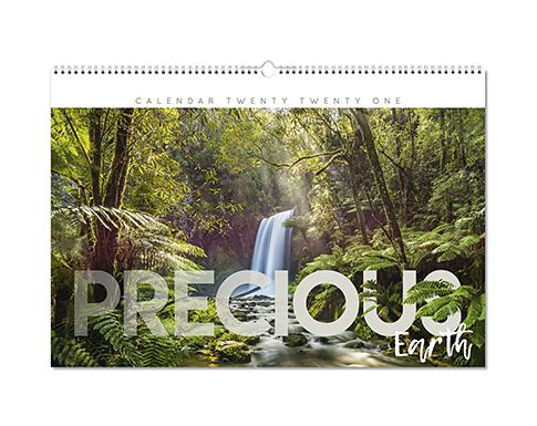 Precious Earth Wall Calendar