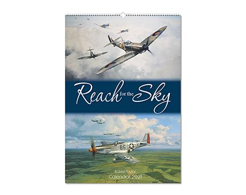 Reach For The Sky Wall Calendar