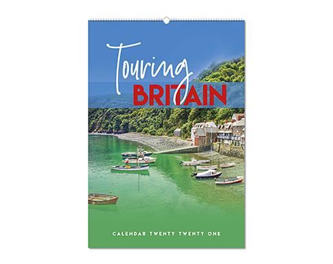 Touring Britain Wall Calendar