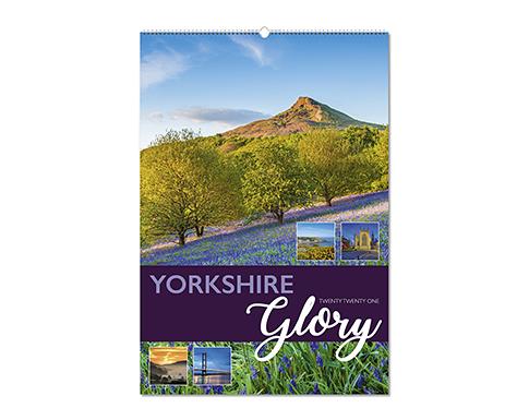Yorkshire Glory Wall Calendar