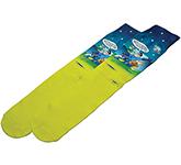 Dye Sublimation Adult Socks - Long