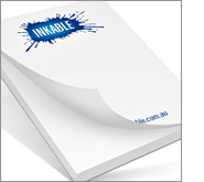Brand awareness with promotional A5 notepads