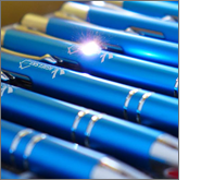 Engraved metal pens - the perfect corporate gift for discerning clients!