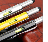 Multi-function metal pens - the perfect corporate gift for discerning clients!