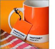 Using Pantone colours for brand consistency