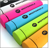 Endless brand awareness with exciting power banks