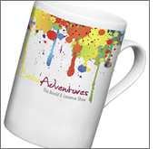 Stand out from the crowd with china mugs