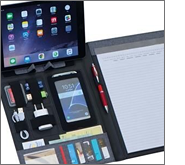 Professional brand promotion with distinctive and stylish conference folders!