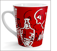Promotional latte mugs - when a regular cup just isn't enough!