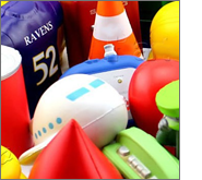 Huge benefits to using custom branded stress toys for your next promotion