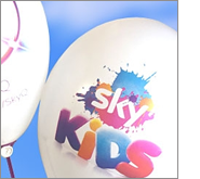 Inspiring positive feelings with promotional balloons