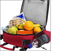 Promotional cooler bags - practical low cost brand promoters