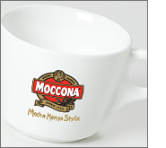 Promotional Espresso mugs make for special corporate giveaways!