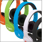 On-trend giveaways with printed headphones!