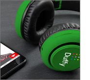 Invest in custom printed headphones for a better marketing outcome