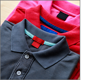 Advertise your brand better with printed polo shirts