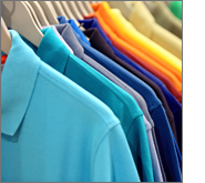Endless promotions with printed polo shirts