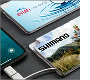 Power banks represent a fantastic long term promotional giveaway