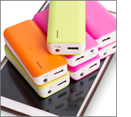 Power banks provide for a long lasting, positive effect on customers