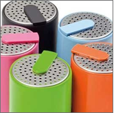 The value of printed speaker for customers