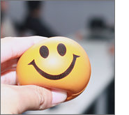 Stress balls keyrings represent a fantastic long term promotional giveaway