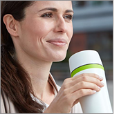 Top tips for buying corporate branded travel mugs