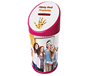 Sloped Topped Charity Collection Boxes  by Gopromotional - we get your brand noticed!