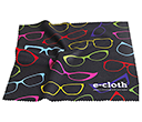 Premium MicroFibre Screen Cleaner Cloths - Small  by Gopromotional - we get your brand noticed!