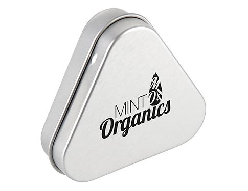 Triangular Mint Tin