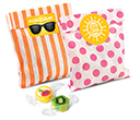 Candy Bags - Rock Sweets  by Gopromotional - we get your brand noticed!