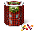 Large Sweet Paint Tins - Skittles  by Gopromotional - we get your brand noticed!