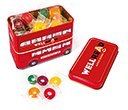 London Bus Sweet Tins - Polo Fruits  by Gopromotional - we get your brand noticed!