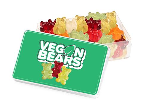 Maxi Rectangular Sweet Pots - Kalfany Vegan Bears