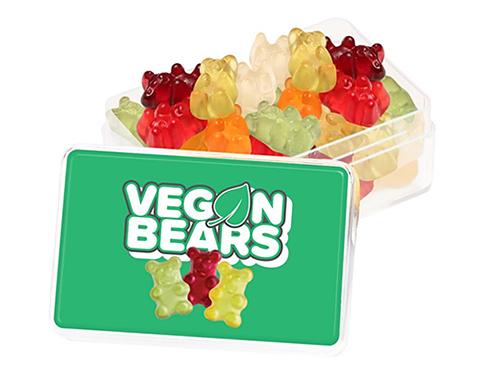 Midi Rectangular Sweet Pots - Kalfany Vegan Bears