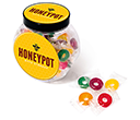 Mini Cookie Sweet Jars - Polo Fruits  by Gopromotional - we get your brand noticed!