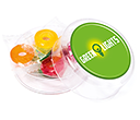 Maxi Round Sweet Pots - Fruit Polos  by Gopromotional - we get your brand noticed!