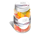Mini Sweet Jars - Jelly Beans  by Gopromotional - we get your brand noticed!