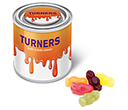 Small Sweet Paint Tins - Jelly Babies  by Gopromotional - we get your brand noticed!