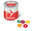 Small Sweet Paint Tins - Polo Fruits  by Gopromotional - we get your brand noticed!