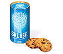 Snack Tubes - Maryland Cookies  by Gopromotional - we get your brand noticed!
