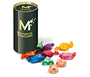 Snack Tubes - Quality Street  by Gopromotional - we get your brand noticed!
