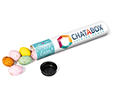 Sweet Tubes - Speckled Chocolate Eggs  by Gopromotional - we get your brand noticed!