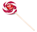 Swirly Lollipops  by Gopromotional - we get your brand noticed!