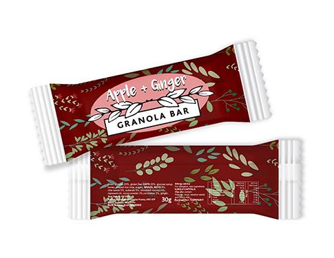 Apple & Ginger - Granola Bar