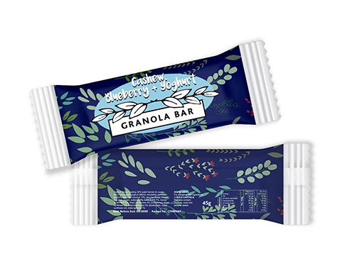 Cashew, Blueberry & Yoghurt - Granola Bar