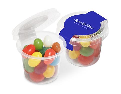 Eco Mini Pots - Gourmet Jelly Beans