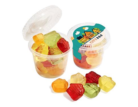 Eco Mini Pots - Kalfany Fruit Gums