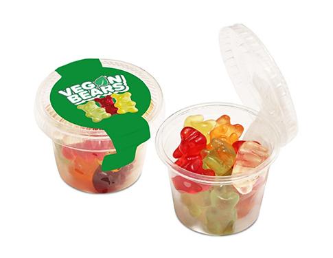 Eco Mini Pots - Kalfany Vegan Bears