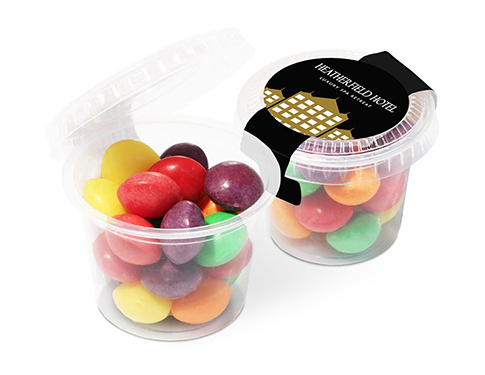 Eco Mini Pots - Skittles
